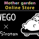 WEGOパーカー オンラインストア販売開始